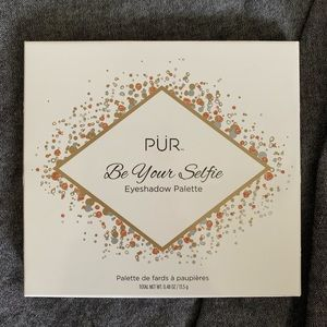 """BRAND NEW! 🎉 PUR """"Be Your Selfie"""" Shadow Pallette"""